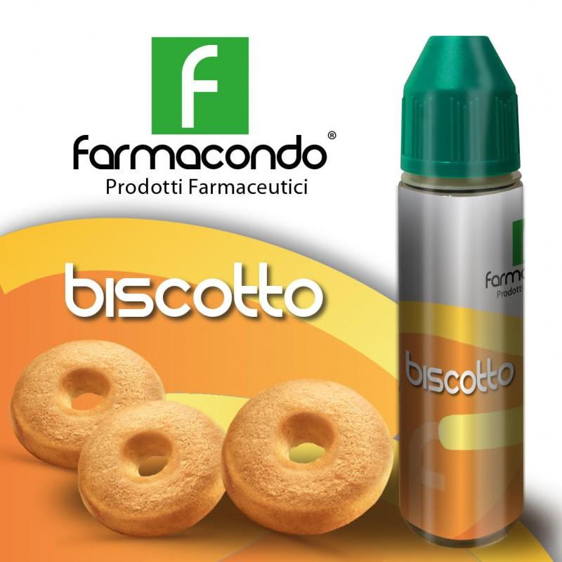 Farmacondo Liquido Biscotto Aroma 20 ml Aroma per Sigaretta Elettronica