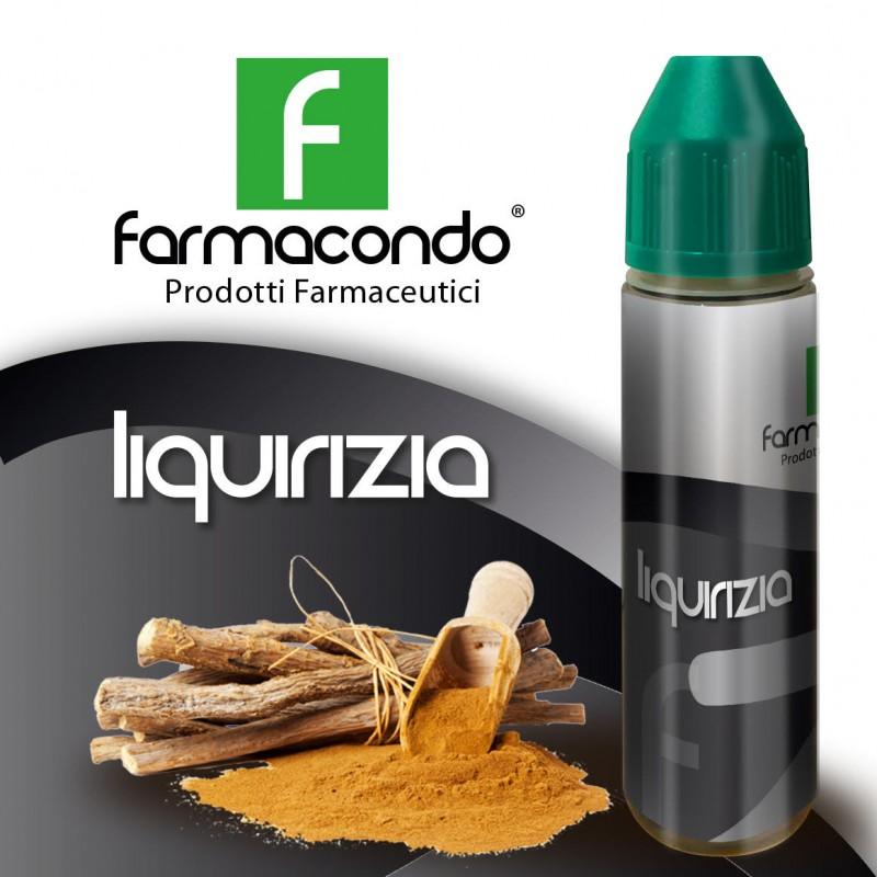 Farmacondo Liquido Liquirizia Aroma 20 ml per Sigaretta Elettronica