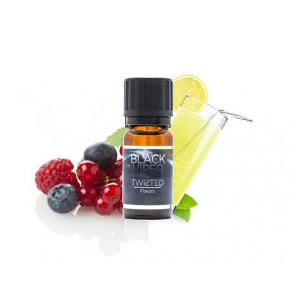 Twisted Black Viper Aroma 10ml
