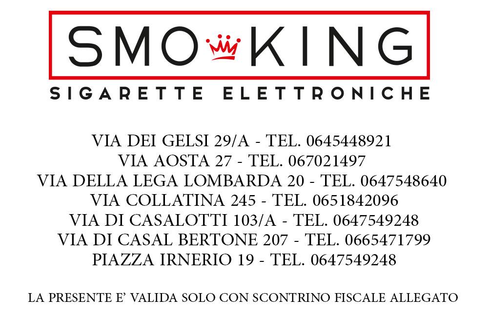 negozi sigarette elettroniche smo-king