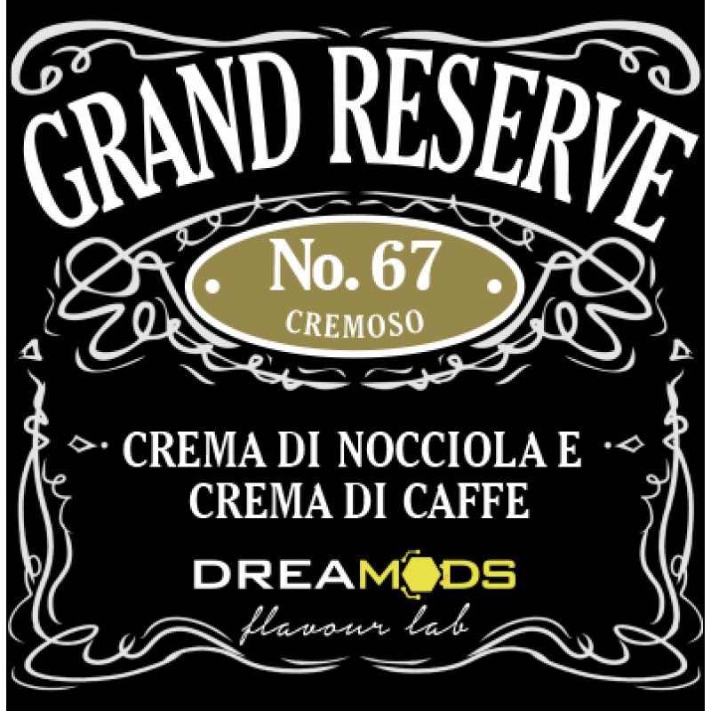Drea Mods Grand Reserve No.67 Aroma e Liquido10ml