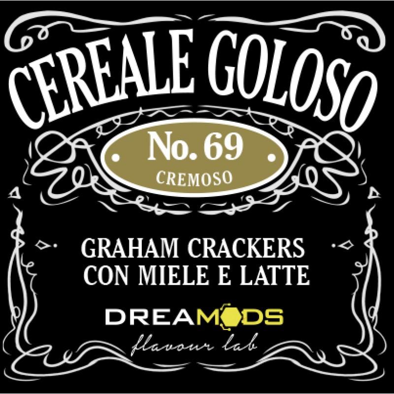 Drea Mods Cereale Goloso No.69 Aroma e Liquido10ml