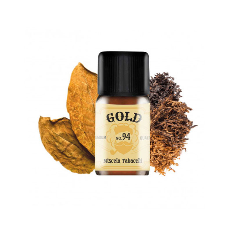 DreaMods Gold No.94 Aroma 10 ml Liquido per Sigaretta Elettronica