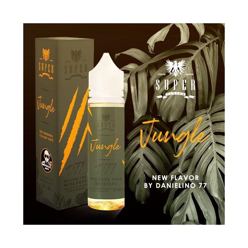 Nuovo Liquido danielino 77 gungle sigaretta elettronica