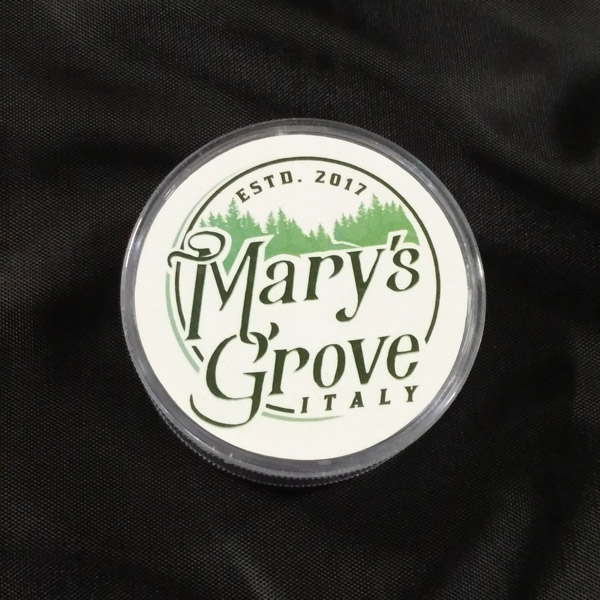 Grinder Mary's Grove Italy