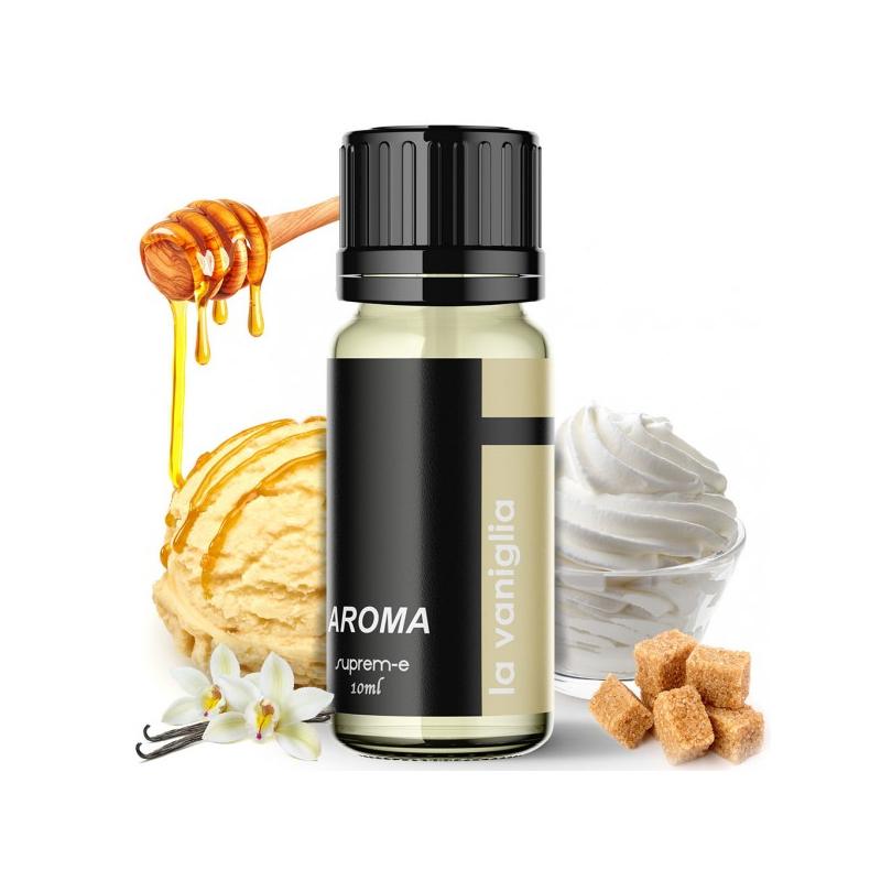 Suprem-e Black Line Vaniglia Aroma 10ml