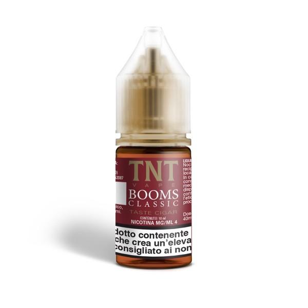 Il booms pronto è di nuovo disponibile in formato da 10 liquidi svapo tnt vape LIQUIDI SVAPO TNT VAPE Tnt Vape Booms Liquido