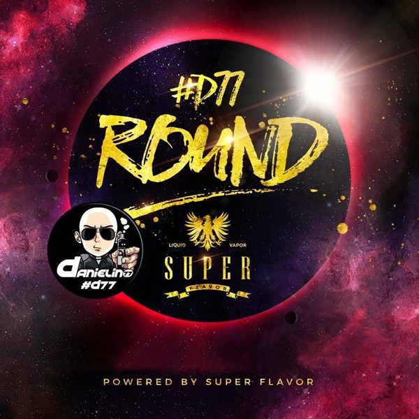 super flavor round d77 Danielino 77 Mix 50ml