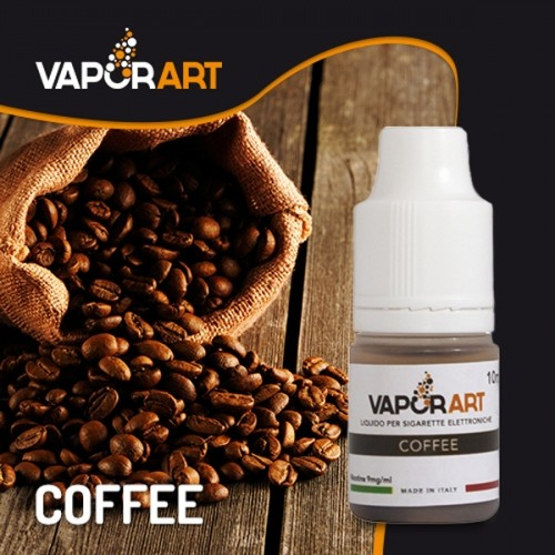 Vaporart Coffee 10 ml Liquido Pronto Nicotina