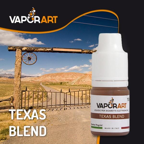 Vaporart Texas Blend 10 ml Liquido Pronto Nicotina