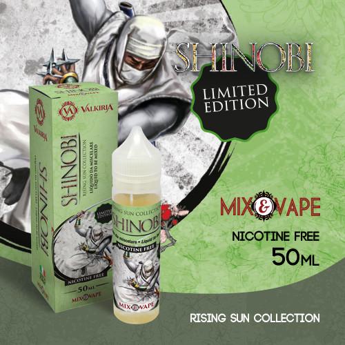 Valkiria Shinobi Ice 50 ml mix&vape
