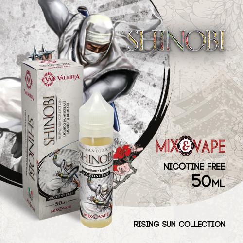 Valkiria Shinobi 50 ml mix&vape