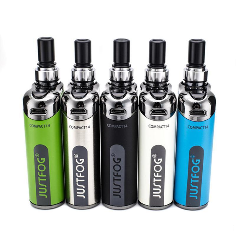 Sigaretta Elettronica Justfog Compact 14 kit con atomizzatore Q14
