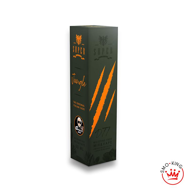 Super Flavor Jungle Danielino77 Aroma 50 ml mix il nuovo liquido dello youtuber delle sigarette elettroniche