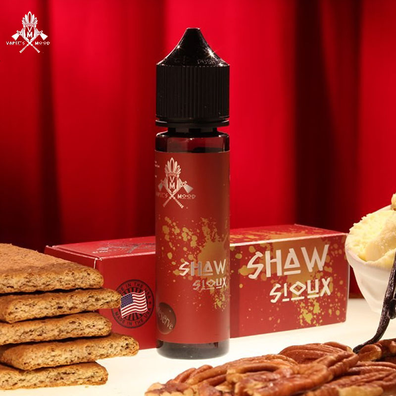 Shaw Vaper's Mood Liquido 50 ml mix