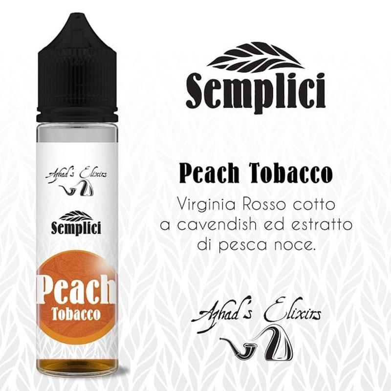 Azhad's Elixirs Semplici Peach Aroma 20 ml