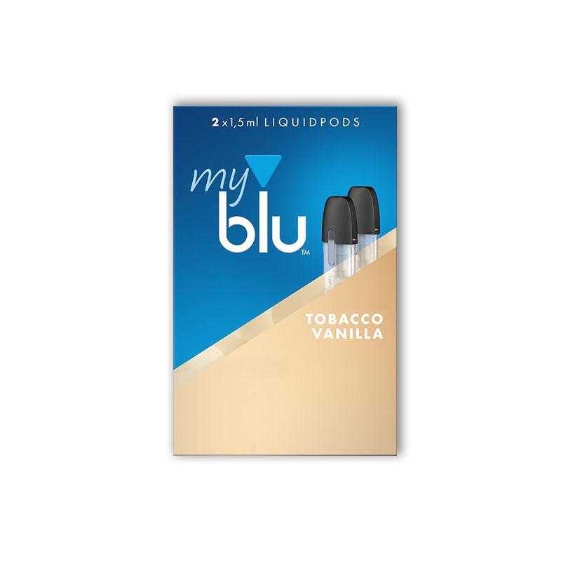 Da Smo-king potete acquistare le ricariche per la sigaretta elettronica BLU, queste liquidpods sono cartucce usa e getta da sostituire, al sapore di vaniglia e tabacco.