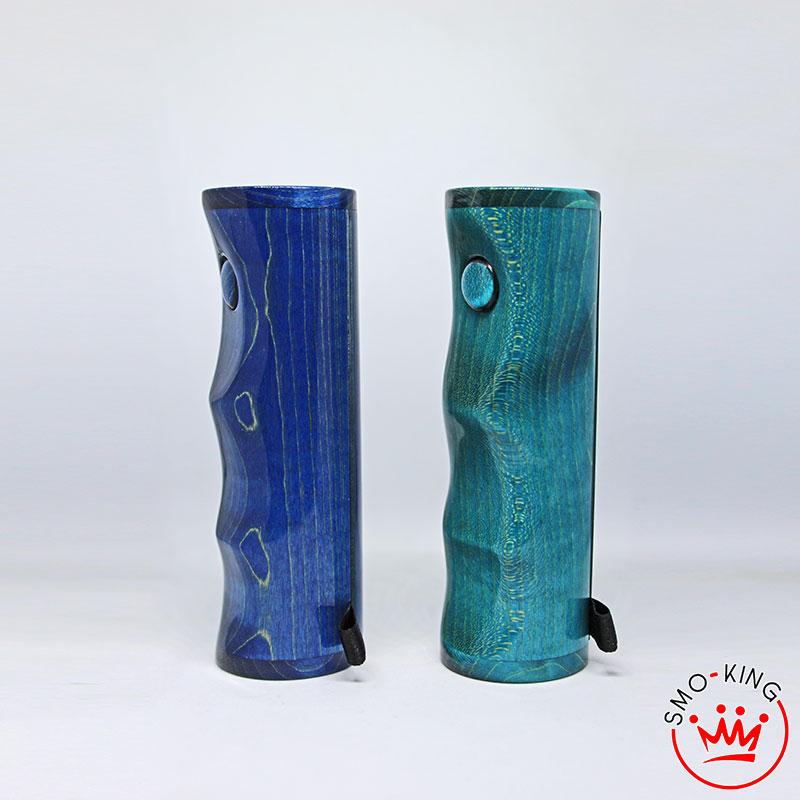 Il primo tubo in legno stabilizzato con il mosfet