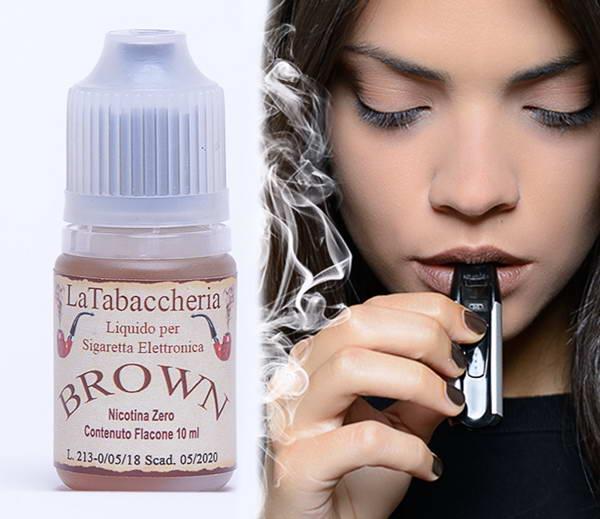 Il tabacco da pipa secondo la tabaccheria nel suo liquido pronto
