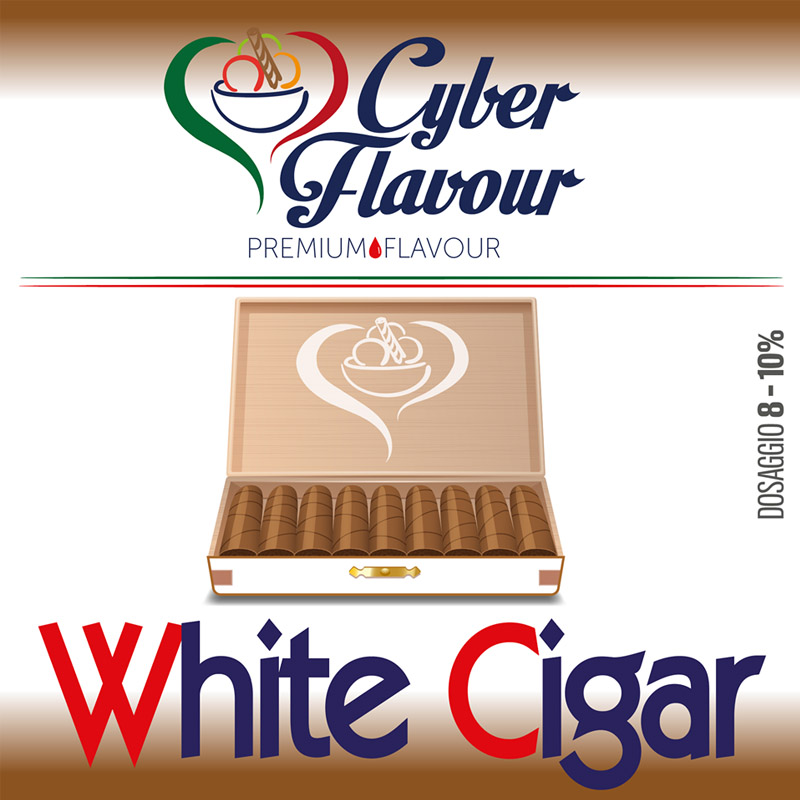 Cyber Flavour White Cigar