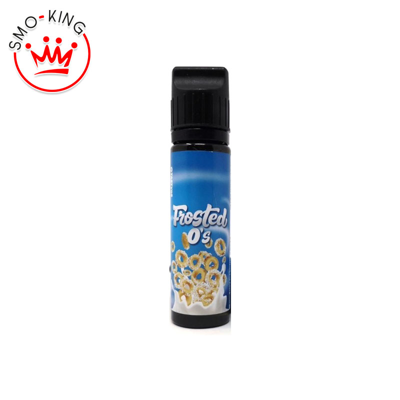 Tasty O's Frosted aroma concentrato in formato 20ml, al gusto di latte e cereali