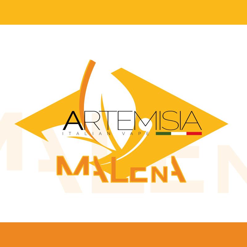 La aroma all'arancia amara di sicilia prodotto da artemisia il Malena