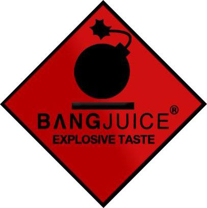 Logo Bang Juice Aromi a tripla concentrazione
