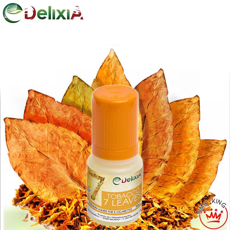 Delixia 7 Leaves 10 ml Liquido Pronto Nicotina