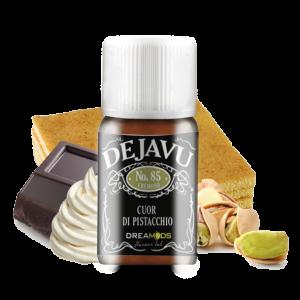 Drea Mods aromi concentrati in formato 10ml, al sapore di cuor di pistacchio.
