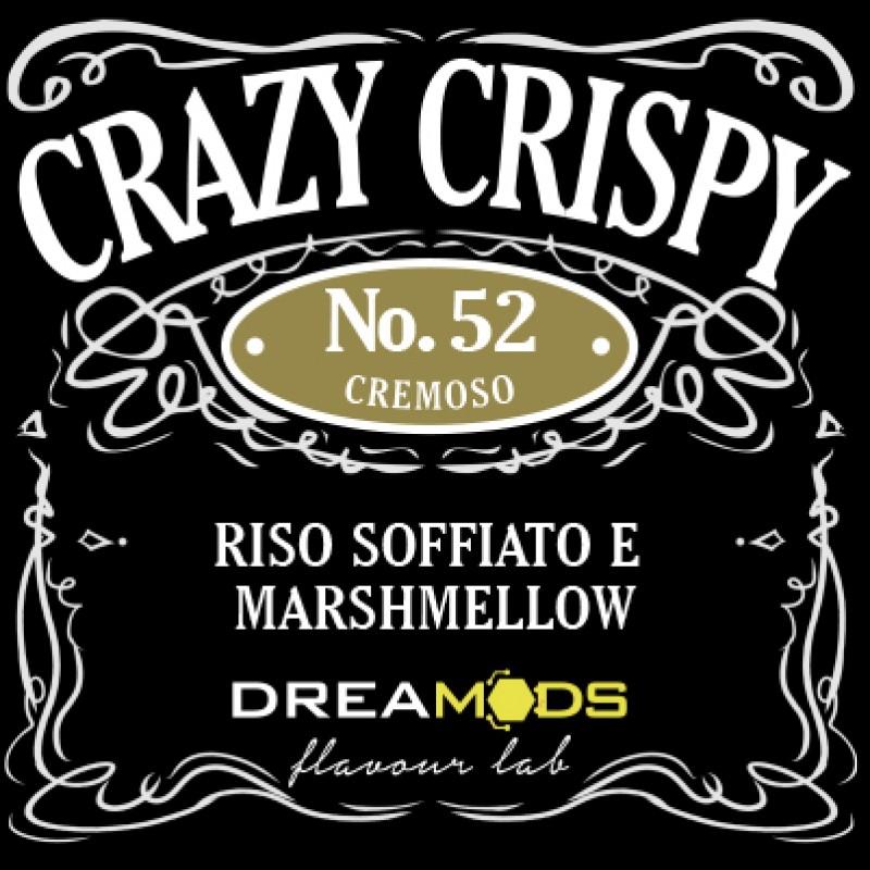 Dreamods aroma concnetrato 10ml da diluire in base neutra ha un sapore di riso soffiato e marshmellow