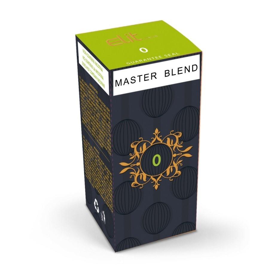 Elit Italia Master Blend 10ml Liquid Pronto Nicotina