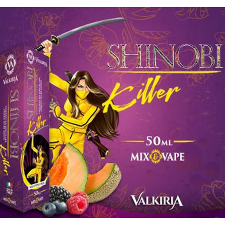 Valkiria Shinobi Killer 50 ml Mix