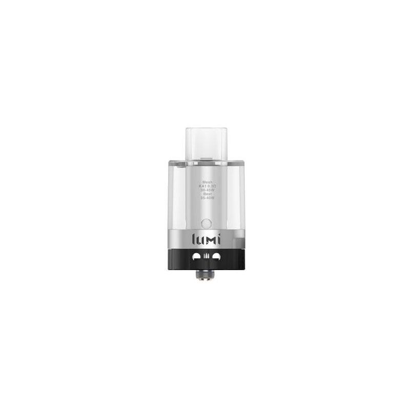 Lumi Atomizzatore Monouso SubOhm disponibile in diverse colorazioni per Sigaretta Elettronica, Il Liquido renderà incredibilmente.