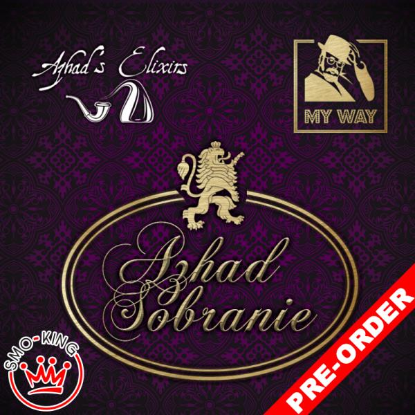 Azhad Elixirs Azhad Sobranie Aroma 10 ml