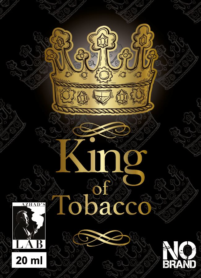 Azhad's Lab King of Tobacco