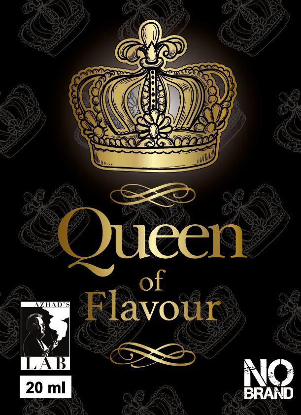 Azhad's Lab Queen of Flavour