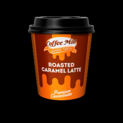 Coffee Mill Roasted Caramel Latte