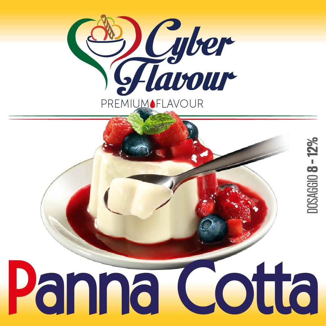 Cyber Flavour Panna Cotta Aroma 10 ml