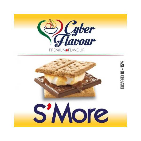 Cyber Flavour S'more Concentrate 10 ml