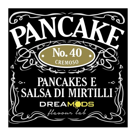 DreaMods Pancake No.40 Aroma 10ml