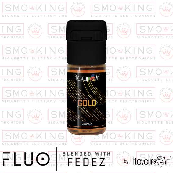 Fedez Gold Fluo Aroma 10 ml