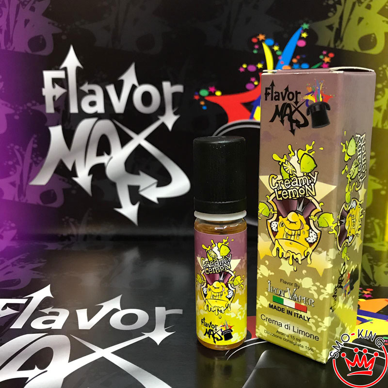 Flavor Max Creamy Lemon Aroma 15 ml