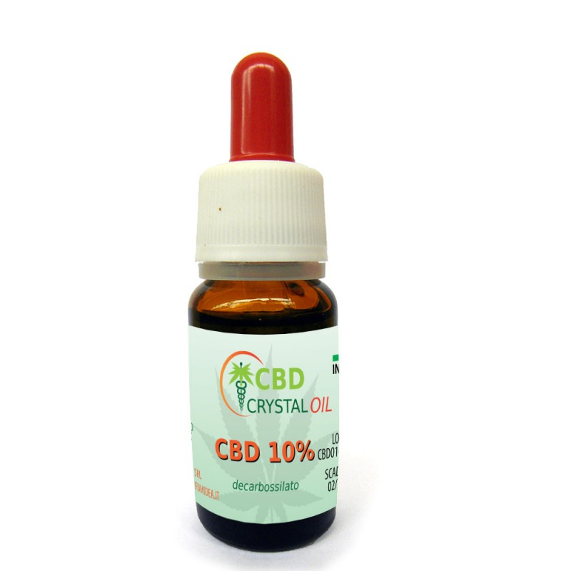 Fumidea CBD Crystal oil 10