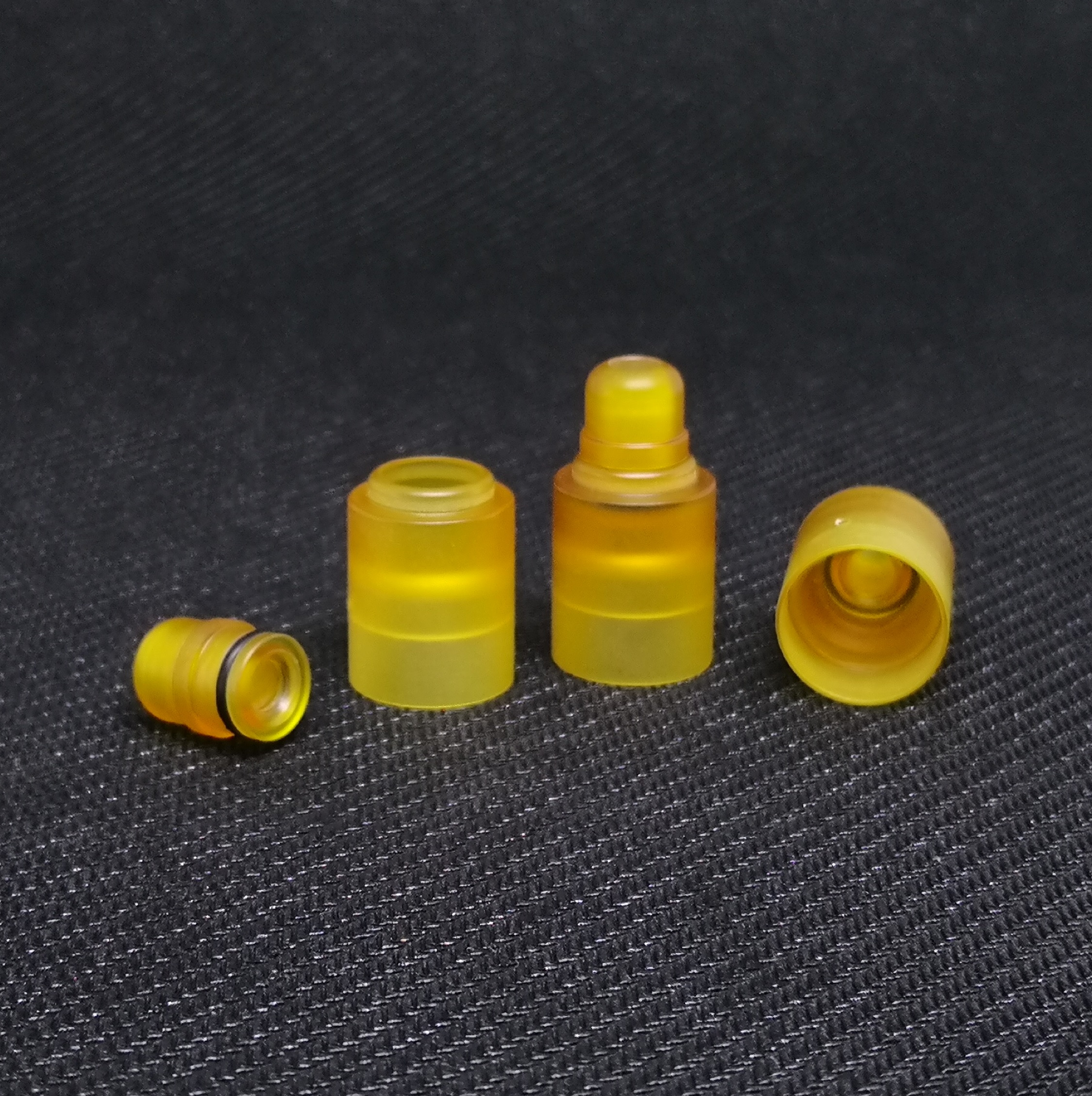 Galactika McFly 14mm Ultem Cap