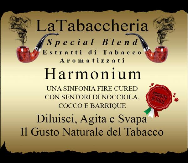 La Tabaccheria Harmonium Aroma