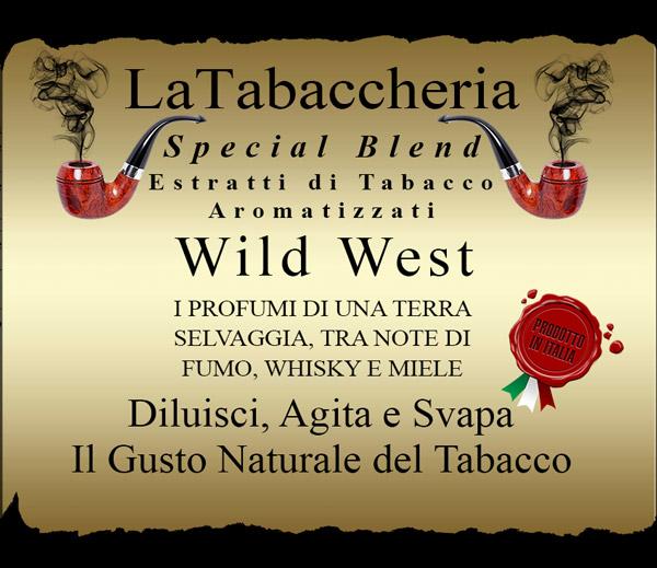 La Tabaccheria Wild West Aroma