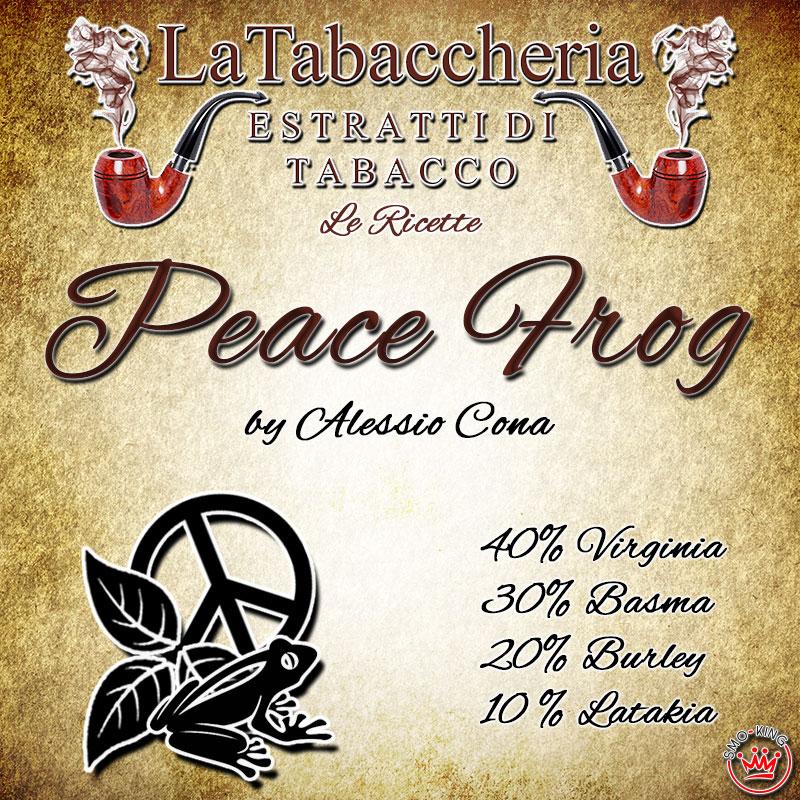 La Tabaccheria Le Ricette Peace Frog