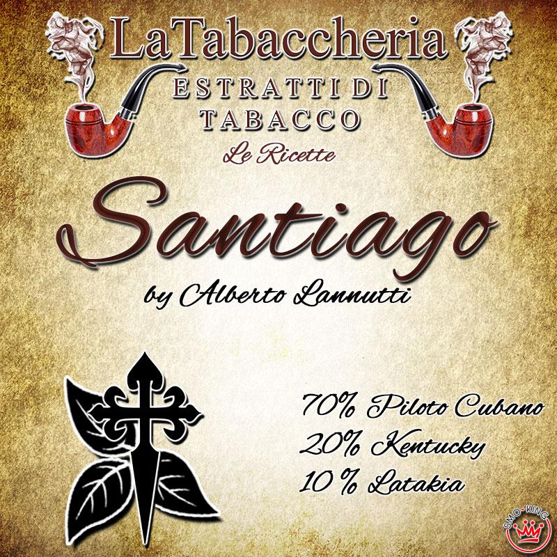 La Tabaccheria Le Ricette Santiago