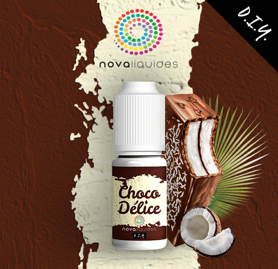 Nova Liquides Delizia al Cioccolato Aroma