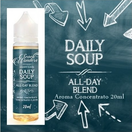Seven Wonders Daily Soup Aroma